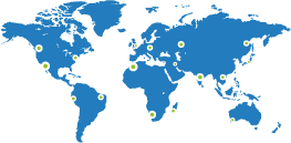 GeSI members are active around the world